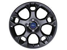 "Genuine New Ford Fiesta Black 17"" 5-spoke Alloy Wheel 2008-  1759896"