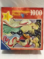 Rare 2010 Ravensburger Two Angels 1000 Piece Puzzle Limited Edition Christmas