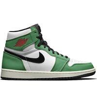 Jordan 1 Retro High Lucky Green W Size 9W/7M