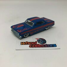 '64 Ford Falcon Sprint w/ Rubber Tires * Hot Wheels LOOSE 1:64 Diorama * F216