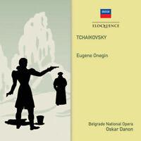 TCHAIKOVSKY Eugene Onegin 2CD BRAND NEW Oskar Danon Eloquence