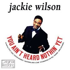 Jackie Wilson - You Ain't Heard Nothing Yet [New CD]