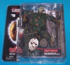 """Neca Friday the 13th the New Blood Jason 7"""" figure New Sealed"""