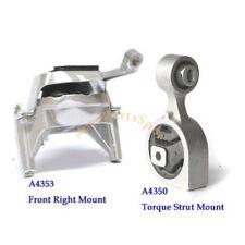 Engine Motor Torque Strut Mount Set For 07-12 Nissan Altima 2.5L w/Hybrid G148