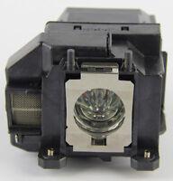 Original Projector Lamp For Epson EB-SXW11 EB-X11,Osam inside OEM Bulb,W/Housing