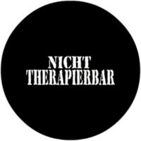 Nicht Therapierbar [25mm Button]