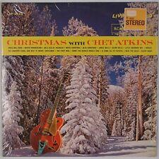 CHET ATKINS: Christmas With USA RCA Living Stereo DG Orig LP