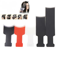 Professional Hair Dye Color Brush Plate Tint Comb Hairdressing Pick Color Board-