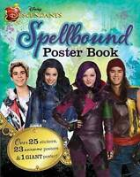 **NEW** - Disney Descendants Poster Book (Paperback) NEW FREE P&P
