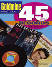 """(Good)-""""Goldmine"""" Price Guide to 45 RPM Records (Paperback)-Neely, Tim-087349840"""
