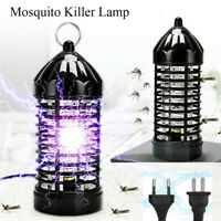 New Electric UV Mosquito Killer Lamp Outdoor/Indoor Fly Bug Insect Zapper Trap