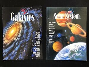 Kids Discover Magazine Lot From 90's (8) - Space And Science