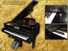 Berdux Flügel mit Hupfeld Phonola (88er) Selbstspieleinrichtung