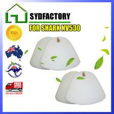2 Sets Foam & Felt Filters for Shark Navigator Lift Away Vacuum NV350 fit XFF350