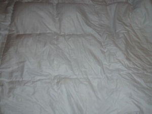 GOOSE DOWN COMFORTER /K SIZE