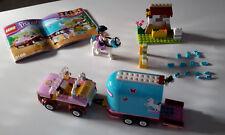 LEGO Friends - 3186 - Jeu de Construction - La Remorque à Chevaux d'Emma