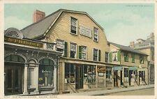 c1915 The Old Witch House, Salem, Massachusetts Postcard