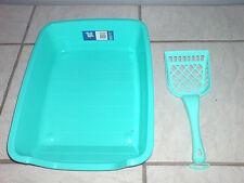 Toilette für Katzen,Kaninchen,Meerschweine,Hasen Kleintiere Mittel Groß Neu