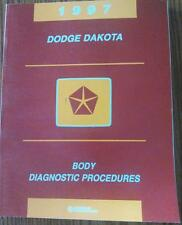 1997 Dodge Dakota Body Diagnostics Service Manual