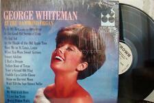 George Whiteman AT THE HAMMOND ORGAN - Vinyl LP    NM / NM