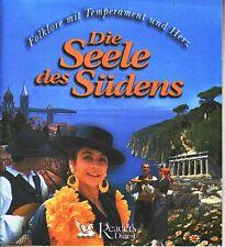L'âme du Sud-Reader 's Digest 5 CD BOX