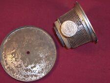 Antique Aladdin Model No. 12 Kerosene Lamp Burner  Chicago, USA Base  Parts