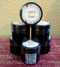 Lipstick Hippie Vegan Coconut Activated Charcoal Natural Tooth Whitening Powder