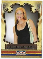 Kirsty Coventry OLYMPIC SWIM. 2011 Panini Trading Card #80 In Protective Sleeve