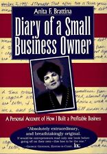 Diary of a Small Business Owner: A Personal Accoun