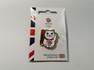 NOC Great Britain Olympic Committee for Olympic Games Tokyo 2020 pin model-3