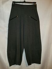 NWT! SPIRITHOUSE HIGHT WAIS FALL-VINTER STRETCY WIDE LENG PANTS SIZE SMALL