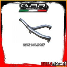 COLLETTORE RACING DEKAT GPR APRILIA DORSODURO 750 750CC 2008-2016 RACING DECATAL
