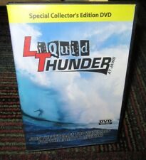 LIQUID THUNDER: AT JAWS-SPECIAL COLLECTOR'S EDITION DVD, SURFING ADRENALAMANIACS