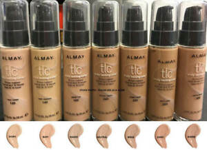 Almay Truly Lasting Color Makeup Foundation Choose Your Shade