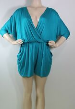 GUESS BY MARCIANO GLYNN-RELAXED ROMPER-NEW WOMEN'S SZ M  STL: W2818SMO
