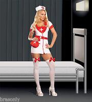DREAMGIRL 5977  Women's Sponge Bath Sally Nurse Costume several sizes NEW