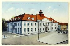 BRÜX (Most) - Postamt & Telegrafenamt -  POST, Haus am Hindenburgplatz - 1912