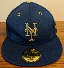 NEW YORK METS 2017 MLB All-Star Game Collection New Era 59FIFTY Hat 7 3/8 NWT