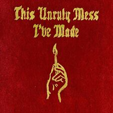 MACKLEMORE & RYAN LEWIS     -    THIS UNRULY MESS I'VE MADE        -     NEW CD