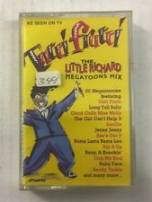 "Tutti Frutti ""The Little Richard Megatoons Mix"" Tape Cassette Never Been Played"