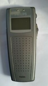 Philips 9400i LFH 9400 LFH-9400/00 VC Voice Command Digital recorder