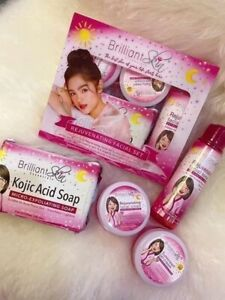BRILLIANT SKIN Essentials Rejuvenating Facial Set - 💯Authentic. FDA Approved