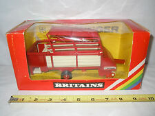 Pottinger Loader Wagon  By Britains   1/32nd Scale