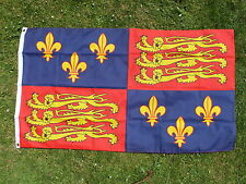 Royal Standard Flag 16th Century King Henry VIII Mary I Tudor UK/GB Historic 5x3
