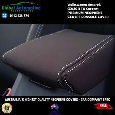FITS Volkswagen VW Amarok 2H Neoprene Centre Console Cover