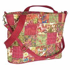 Donna Sharp Jenna Handbag/Crossbody/Shoulder Bag in Watercolor Patch (SALE!)