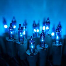 50 PureLock Mini Lights Christmas Tree Holiday Indoor Outdoor Lights - 4 Colors