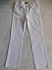 Cambio Parla Bootcut Jeans Hose weiß Gr 34 W26 W27/L34 neuw. °516