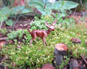 NOS Hagen-Renaker Miniature~Mama Deer~Doe~Garden~Terrarium~Fairy
