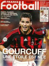 France Football n°3155-2006-GOURCUFF-LE GUEN-MICOUD-LLORIS-FAUBERT-ROUX-BEKRAR